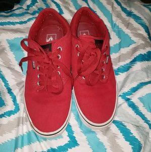 Van's red 9.5